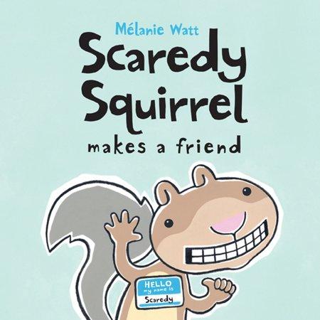 Scaredy Squirrel Makes a Friend - eBook](Scaredy Squirrel Halloween)