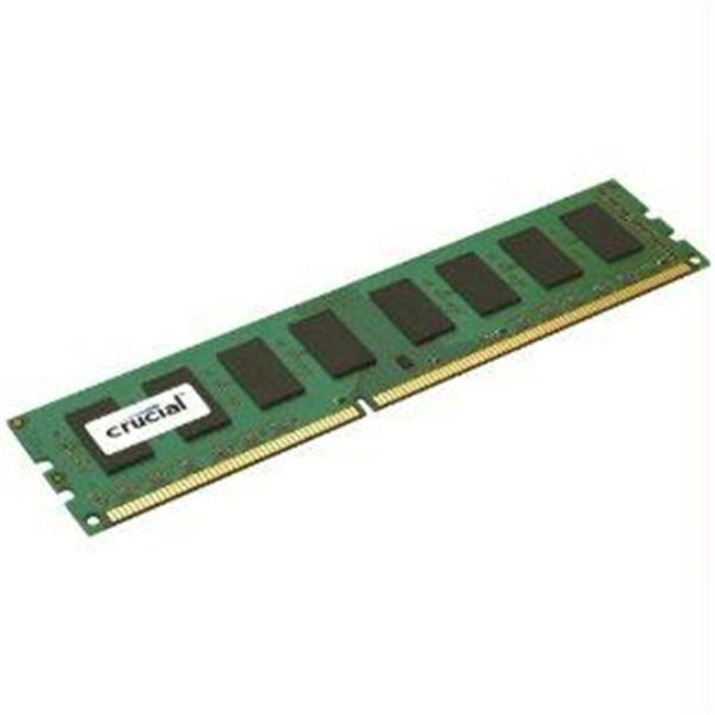 Crucial Micron Consumer Products Group 2x4gb Ddr3-1333 - ...