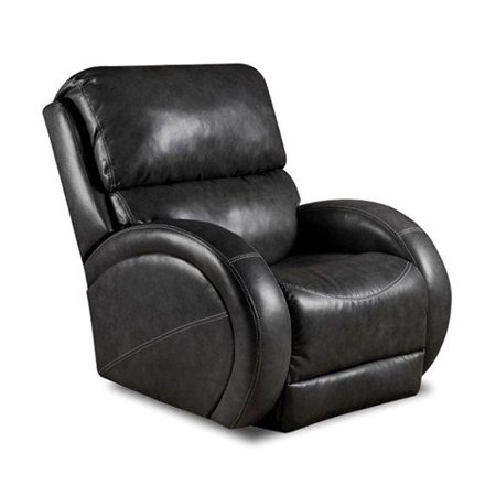 Surprising American Furniture Bentley Leather Recliner Rocker Recliner With Heat Massage Bralicious Painted Fabric Chair Ideas Braliciousco
