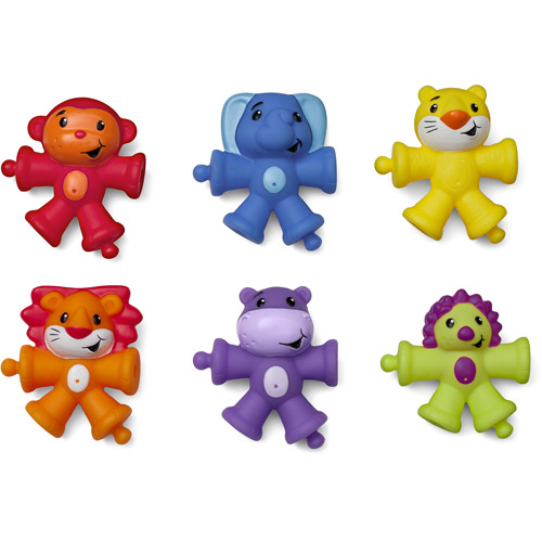 Infantino Snap & Pop Pals by Infantino