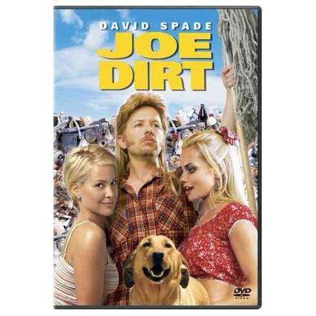 Joe Dirt (DVD) - Halloween Joe Joe's