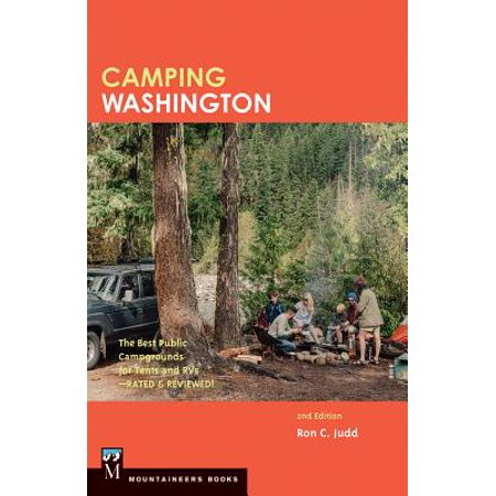 Camping Washington : The Best Public Campgrounds for Tents and