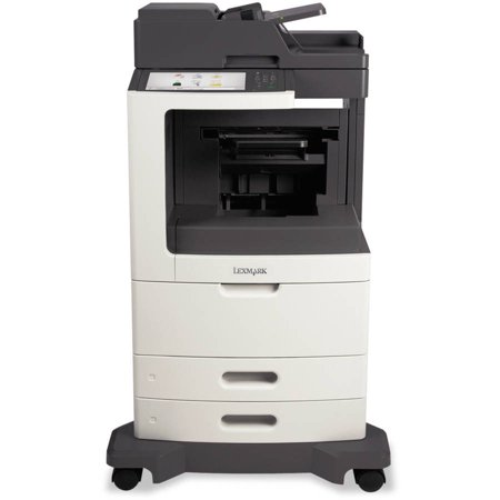 Lexmark MX810de Laser Multifunction Printer Copier Scanner Fax Machine by