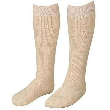 Image of 5ive Star Gear 3919003 Men's Tan Wool Cushion Sole Socks - S