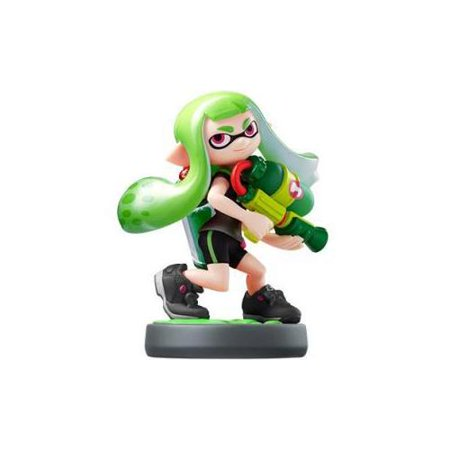 Inkling Girl Alternate Color Splatoon Series Amiibo 2 Pack  Wii U