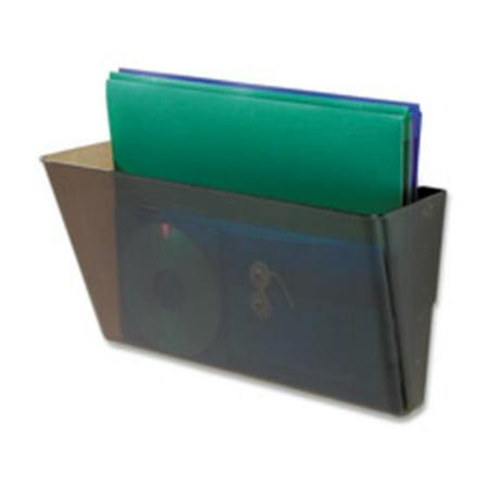 Single Unit Wall Pocket- 1 Cmprtmnt- Ltr- 13in.x4in.x7in.-