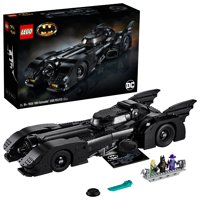 LEGO DC Batman 1989 Batmobile 76139 Building Kit (3,306 Pieces)