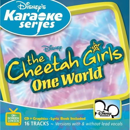 Disney's Karaoke Series: One World (CD) (Rock And Roll Roller Coaster Disney World)