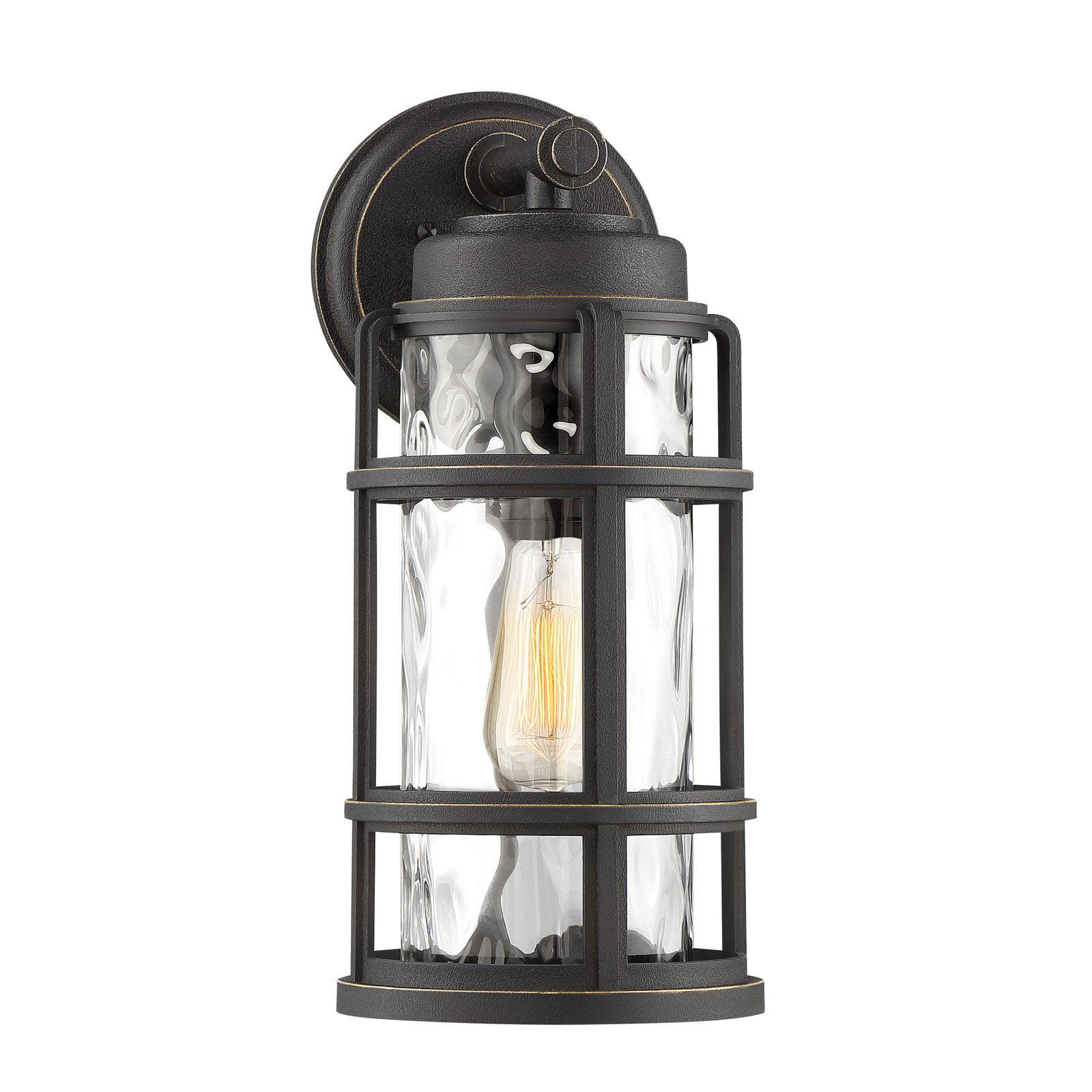 Quoizel DeSoto DST840 Outdoor Wall Lantern