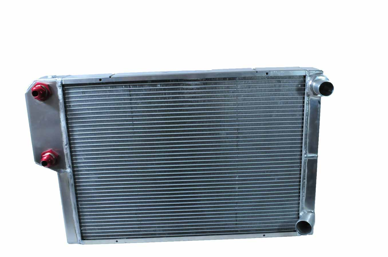 """C AND R 30"""" W x 19"""" H x 1-3 4"""" D Aluminum Dual Pass Radiator P N 806-30191 by C AND R Racing Radiators"""