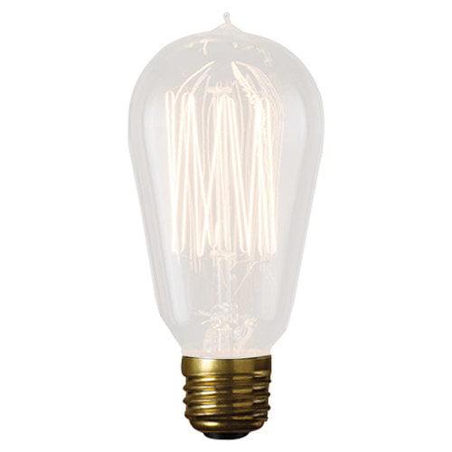 Bulbrite Industries Flynn 60W Incandescent Light Bulb (Set of 3)