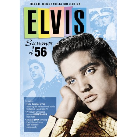 Elvis: Summer of '56 Deluxe Memorabilia Collection (DVD) Summer 2012 Collection