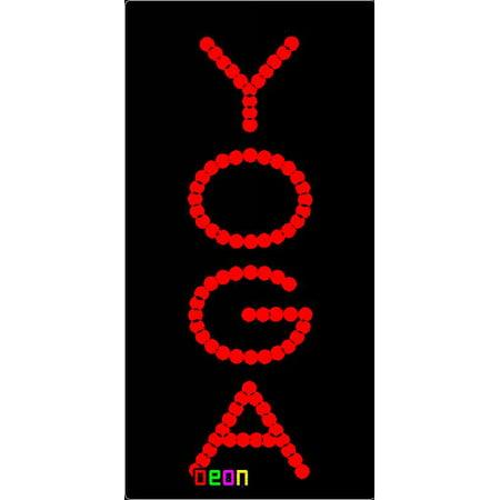 Yoga Neon Sign (9.5