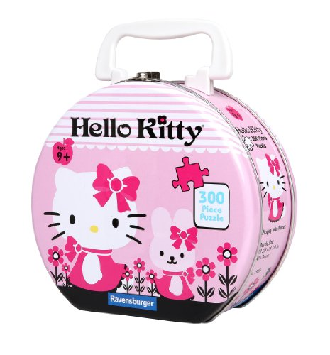 Ravensburger Hello Kitty: Playing with Purses - 300 Piece...