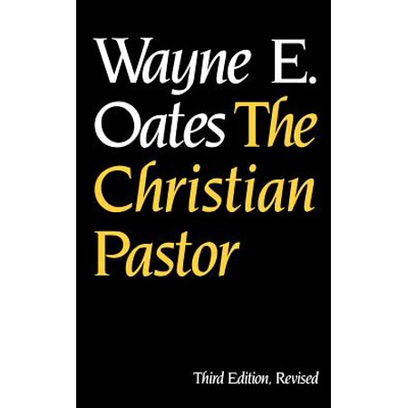 The Christian Pastor, Third Edition, (Revised 3rd Edition Magic Card)
