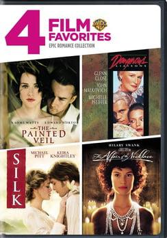 4 Film Favorites: Epic Romances (DVD) by Ingram Entertainment