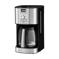 Cuisinart 14 Cup Brew Central Programmable Coffee Maker (Certified Refurbished)