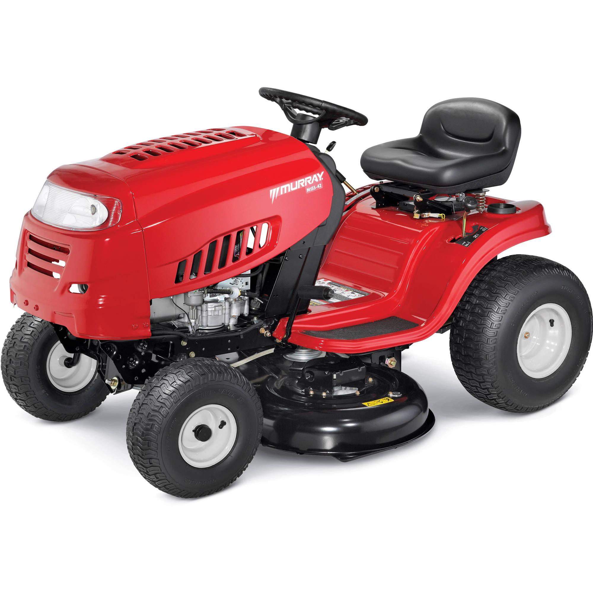 murray 42quot 155 hp riding mower walmartcom