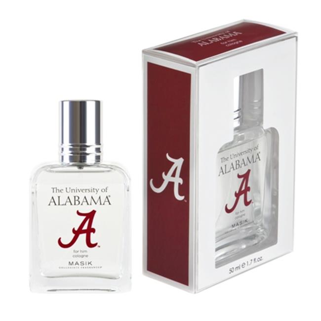 Masik NCAA Alabama Crimson Tide Men's Cologne Spray