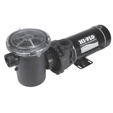 1 Speed Waterway Spa Pump - 1 hp 2-Speed 3450/1725 RPM, 115V Above Ground Pool Pump - Waterway # PH2100-6