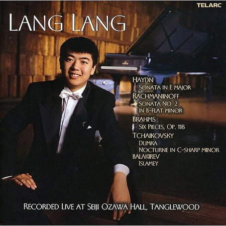 This selection is a DSD (Direct Stream Digital) recording.Lang Lang's debut recital disc announces the arrival on the music scene of a pianistic force to be reckoned with. These are - Keen On Halloween