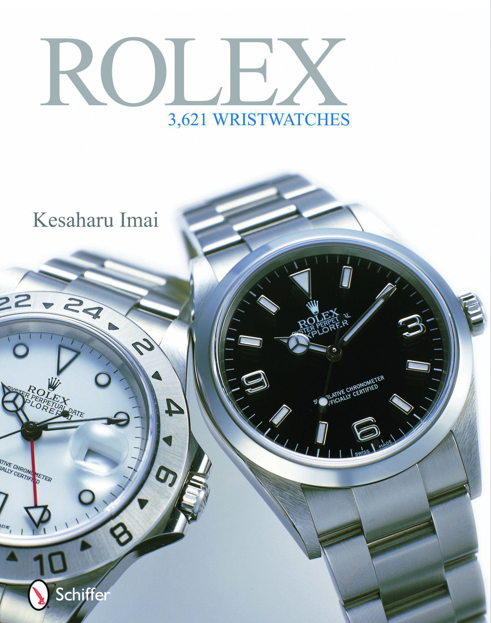 Rolex : 3,261 Wristwatches