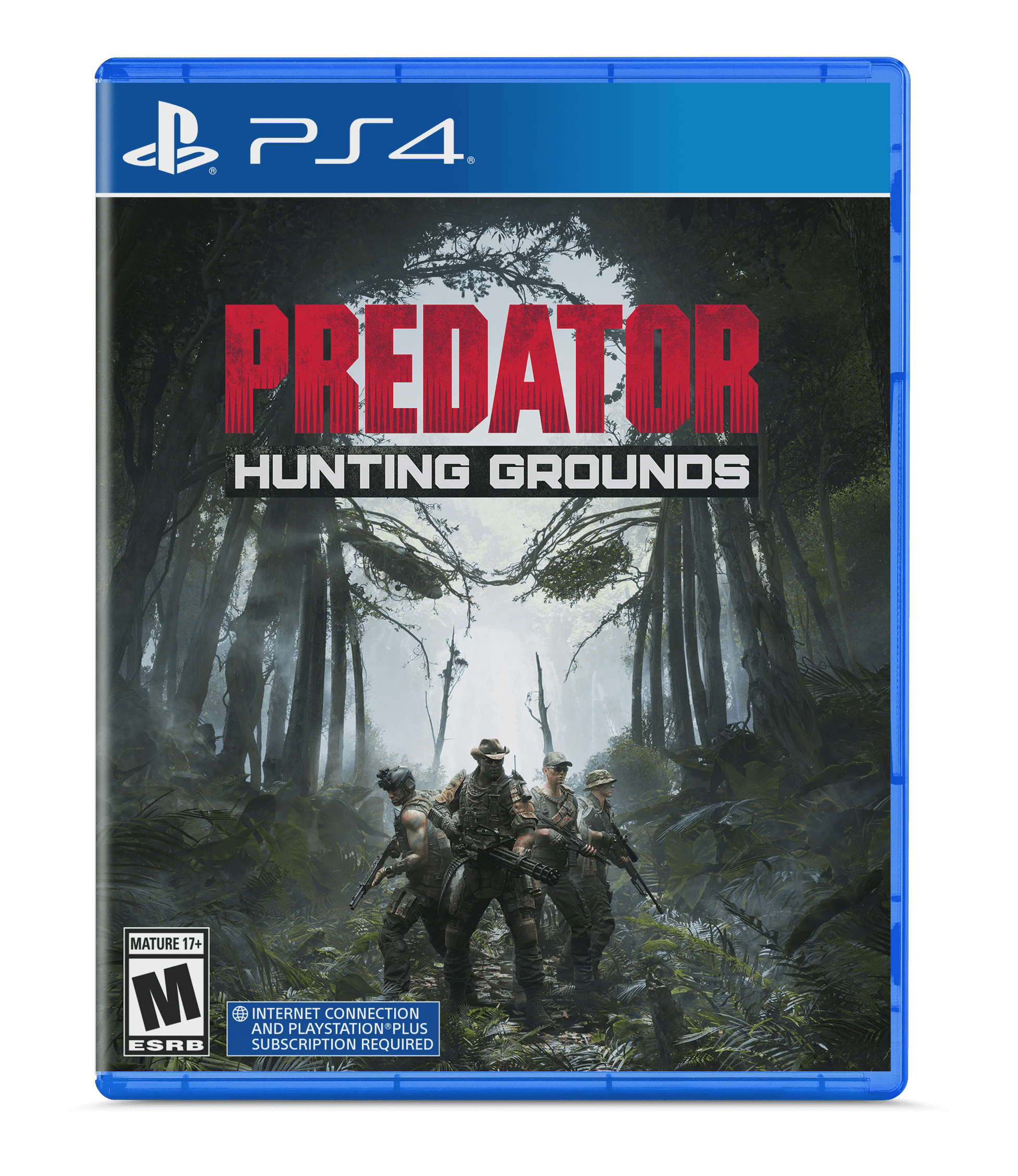 Predator: Hunting Grounds, Sony, PlayStation 4