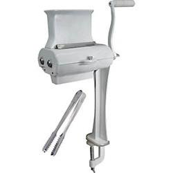 Weston Products 2459865 07-4101-W Meat Cuber & Tenderizer (Kitchen Aid Meat Cuber)