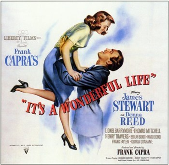 Its a Wonderful Life Movie Poster (17 x 11)