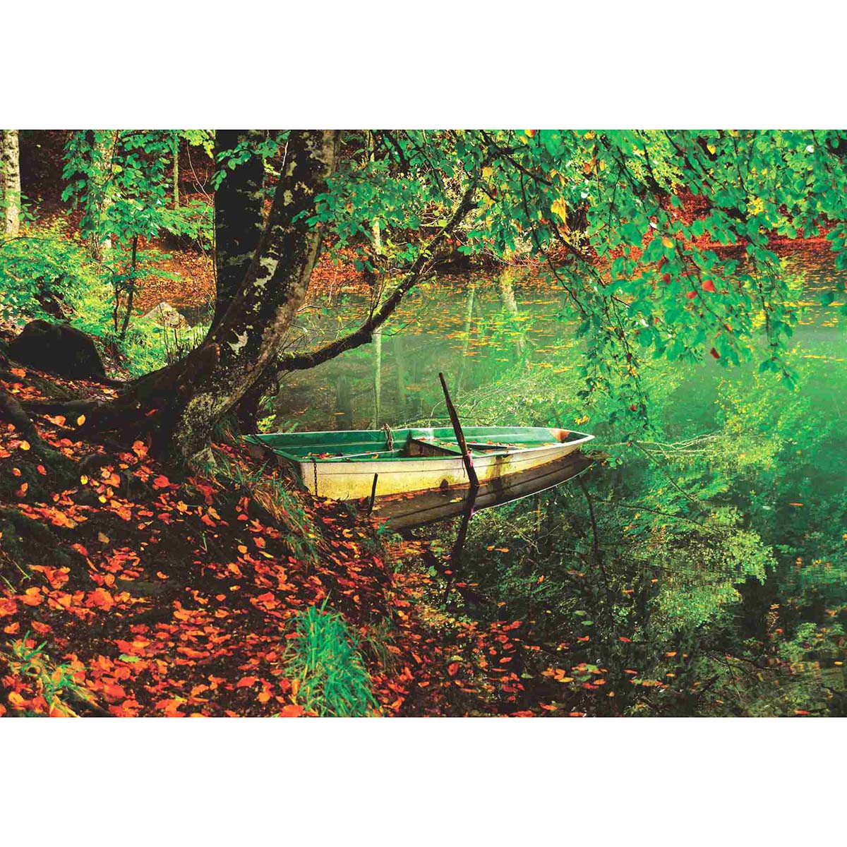 Perre Yedigoller Jigsaw Puzzle