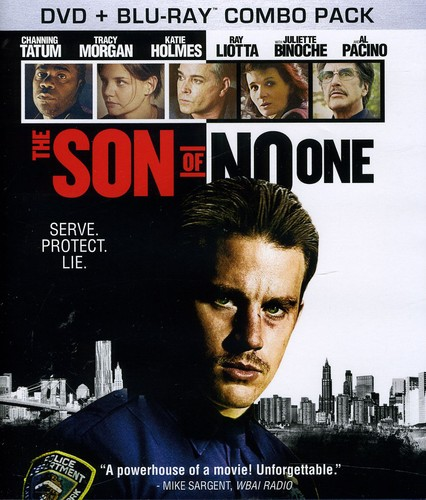 The Son of No One (Blu-ray + DVD)