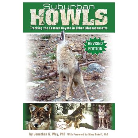 Suburban Howls : Tracking the Eastern Coyote in Urban - Eastern Connection Tracking