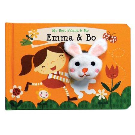 Emma & Bo Finger Puppet Book (The Best Romantic Anime Series)
