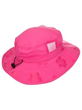 30655714972 Product Image Kids UPF 50+ Safari Sun Hat - Pink