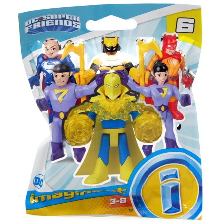 Imaginext Series 6 Collectible Figure Mystery
