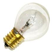 Halco 09045 - S11CL10 Intermediate Screw Base Scoreboard Sign Light Bulb