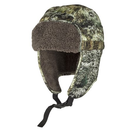Goalie Trapper - Mossy Oak Mountain Country Trapper Hat