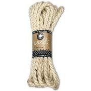 Jute Rope 14'/Pkg-Natural