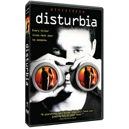 Disturbia  2007   Widescreen