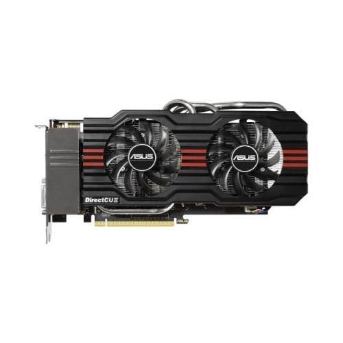 Asus GTX660 TI-DC2O-2GD5 GeForce GTX 660 Ti Graphic Card - 967 MHz Core - 2 GB GDDR5 SDRAM - PCI Express 3.0 x16 2PP9985