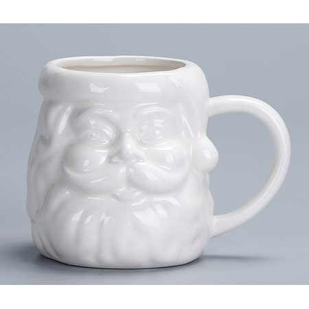 Holiday Time Santa Mug