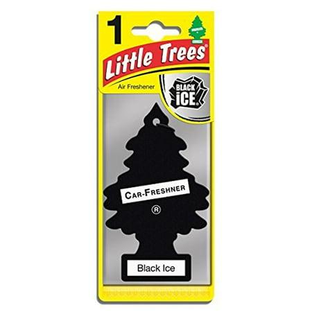 Car Freshener 10155 Little Tree Air Freshener-Black Ice by Car