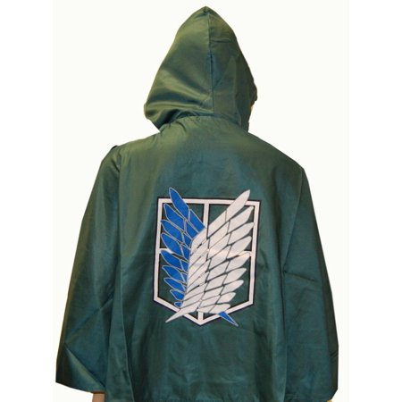 Attack On Titan Shingeki Scouting Legion Cloak Cosplay Costume Cape