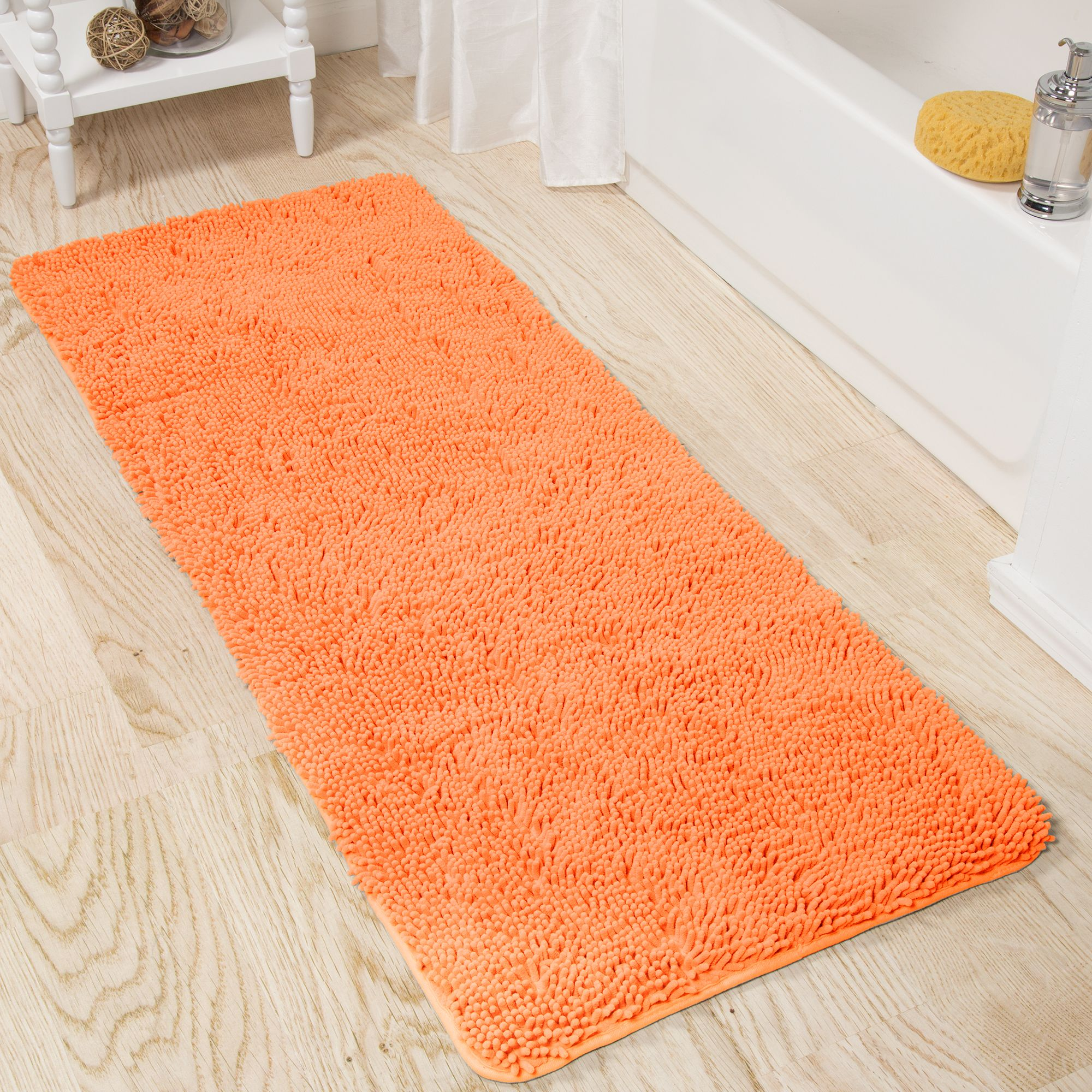 Somerset Home Memory Foam Somerset Homeag Bath Mat 2ft X 5