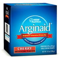 Arginaid Arginine intensive drink, Cherry 56 X 0.32-Ounce Packets
