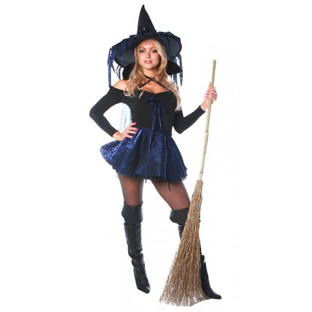 Amethyst Witch Adult Costume - Large](Amethyst Costume)
