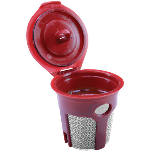 Solofill K3 Chrome Cup Chrome Refillable Filter Cup For Keurig