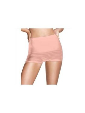 Maidenform Sweet Nothings Everyday Shaping Boyshort - Small, Lotus Pink