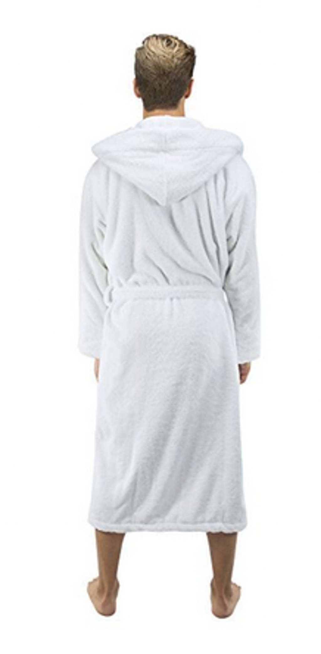 56b5d2213a Comfy Robes - Comfy Robes Men s Deluxe 20 oz. Turkish Cotton Hooded Bathrobe