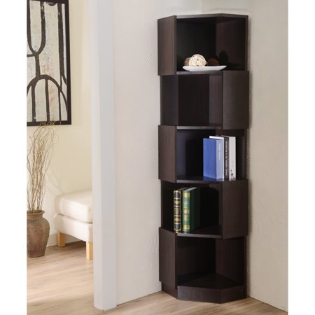 Upc 889435072550 Product Image For Furniture Of America Bey 5 Shelf Bookcase Display Stand